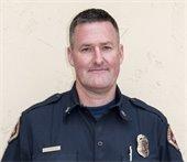 County Fire Department Captain Tyler Mortenson