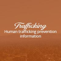 Human Trafficking Prevention