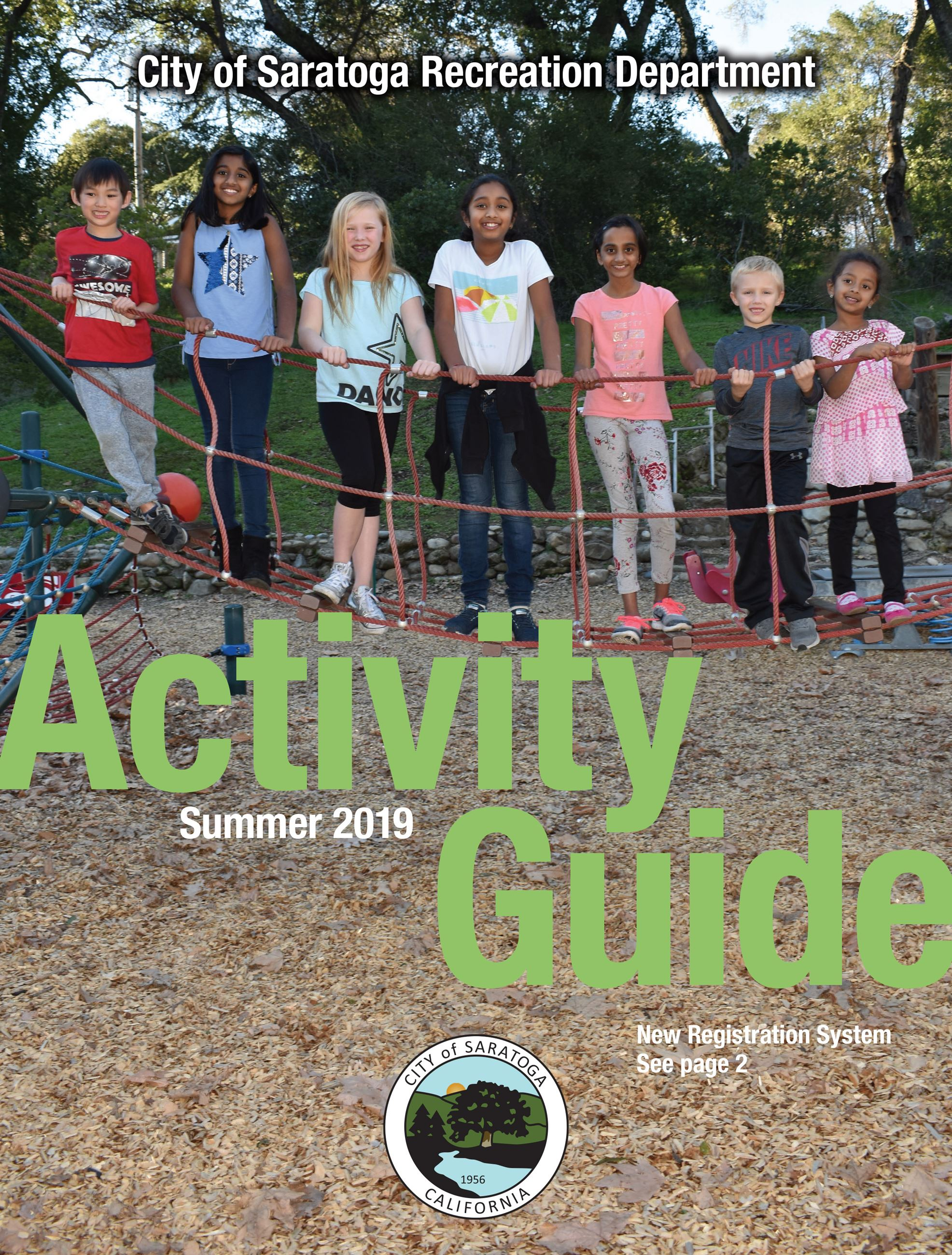 2019 Summer Recreation Activity Guide
