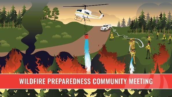 Wildfire Preparedness Community Meeting