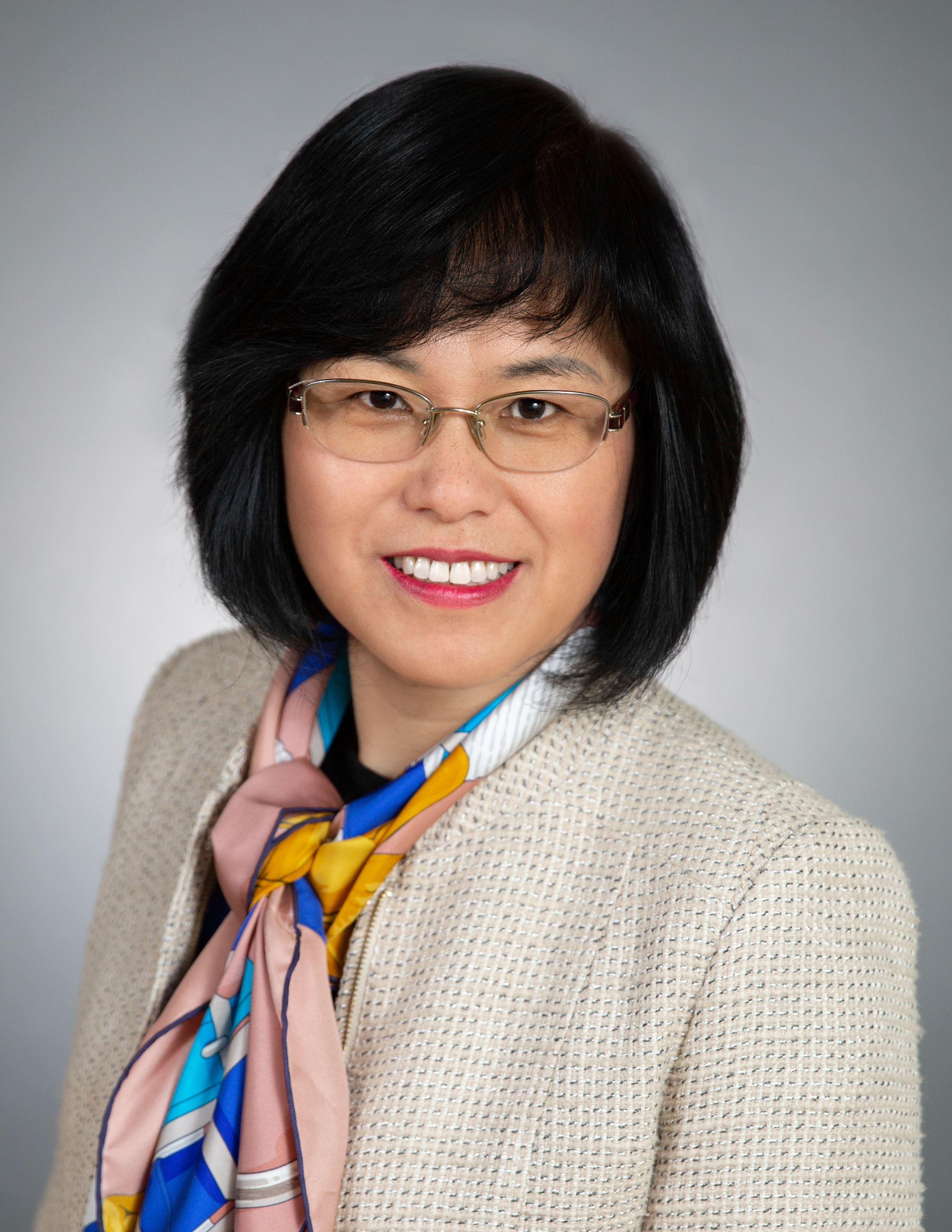 Yan Zhao 2019